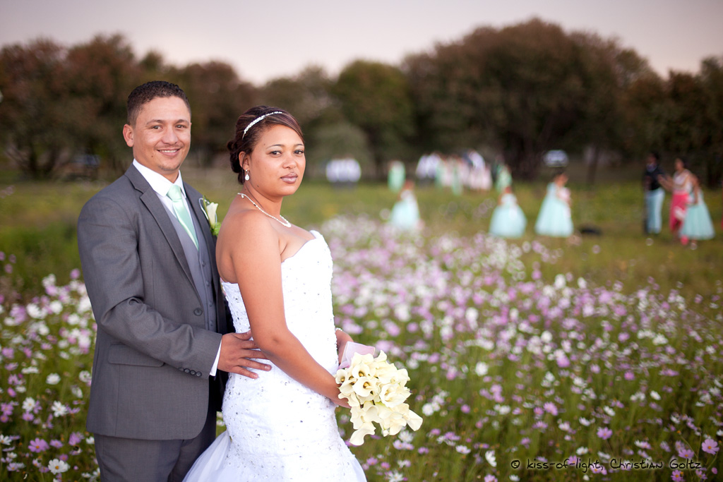 Wedding at Heja Game Lodge, Windhoek, Namibia