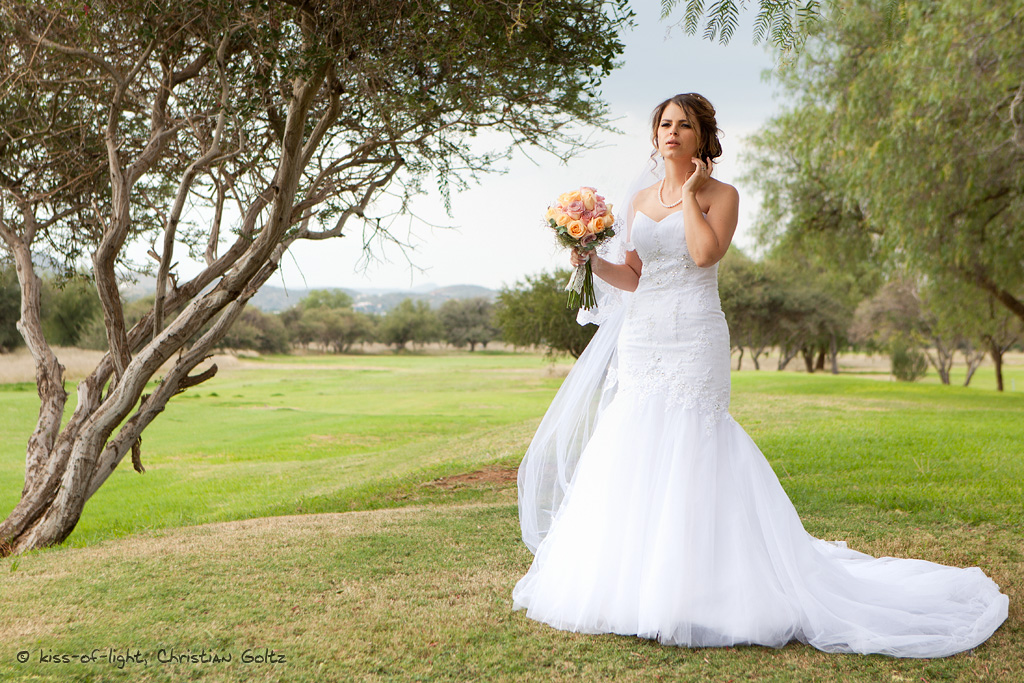 Wedding at Windhoek Country Club